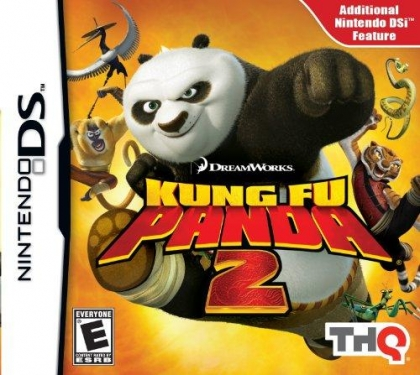 Kung Fu Panda 2 - Nintendo DS (NDS) rom download | WoWroms com